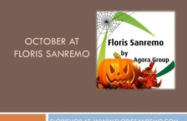 Octobre à Sanremo