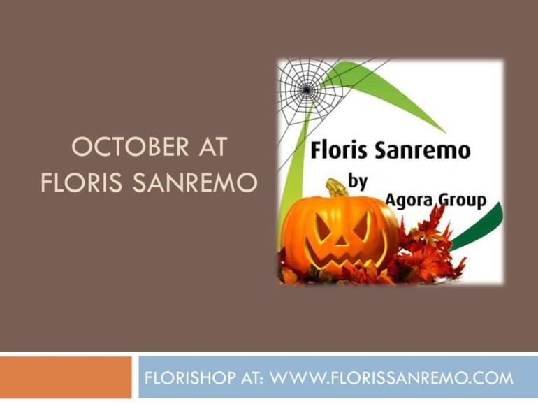Ottobre a Floris Sanremo